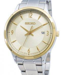 Seiko Classic SGEH92P SGEH92P1 SGEH92 Special Edition Quartz Analog Men's Watch