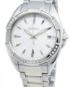 Seiko Classic SKK883P SKK883P1 SKK883 Diamond Accents Quartz Women's Watch
