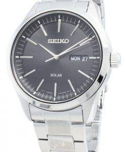Seiko Conceptual SNE527P SNE527P1 SNE527 Analog Solar Men's Watch