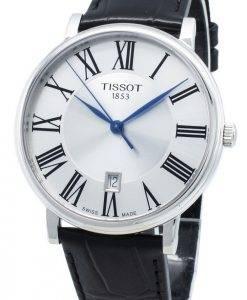 Tissot Carson Premium T122.410.16.033.00 T1224101603300 19 Jewels Quartz Men's Watch
