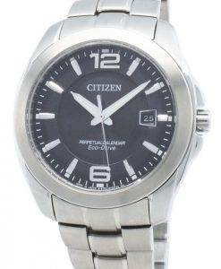 Refurbished Citizen Eco-Drive BL1240-59E BL1240 Perpetual Calendar Men's Watch