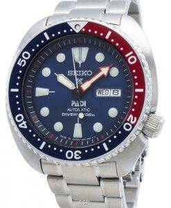 Refurbished Seiko Prospex SRPA21 SRPA21J1 SRPA21J PADI Japan Made Diver's 200M Men's Watch