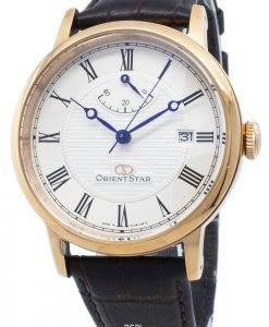 Refurbished Orient Star Elegant SEL09001W EL09001W Automatic Power Reserve Men's Watch