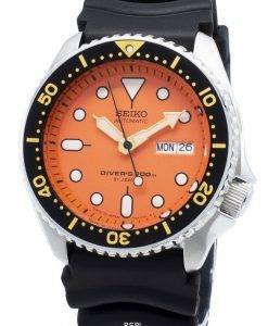 Refurbished Seiko Automatic SKX011 SKX011J1 SKX011J Japan Made Diver's 200M Men's Watch