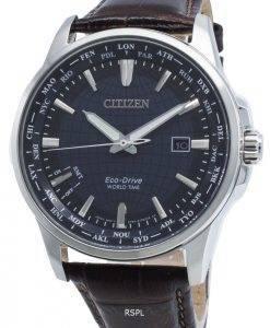 Citizen Perpetual BX1001-11L Eco-Drive World Time Men's Watch