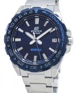 Casio Edifice EFV-120DB-2AV EFV120DB-2AV Quartz Men's Watch