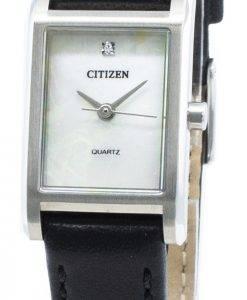 Citizen Quartz EJ6121-01D Diamond Accents Women's Watch
