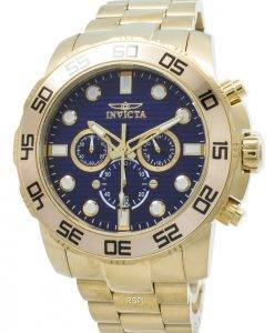 Invicta Pro Diver 22228 Chronograph Quartz 100M Men's Watch