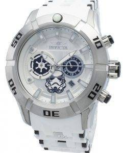 Invicta Star Wars Stormtrooper 26552 Chronograph Quartz 100M Men's Watch