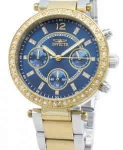 Invicta Angel 29924 Diamond Accents Quartz Chronograph Women's Watch
