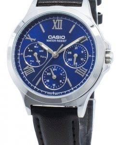 Casio Enticer LTP-V300L-2A2 LTPV300L-2A2 Quartz Women's Watch