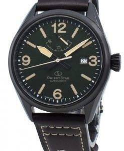 Orient Star RE-AU0201E00B Automatic Power Reserve Men's Watch