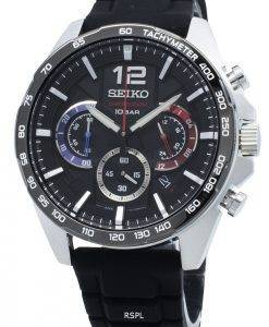 Seiko Chronograph SSB347 SSB347P1 SSB347P Tachymeter Quartz Men's Watch