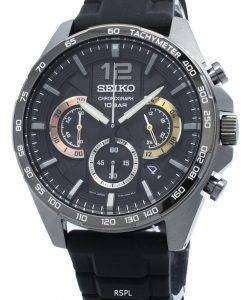 Seiko Chronograph SSB349 SSB349P1 SSB349P Tachymeter Quartz Men's Watch