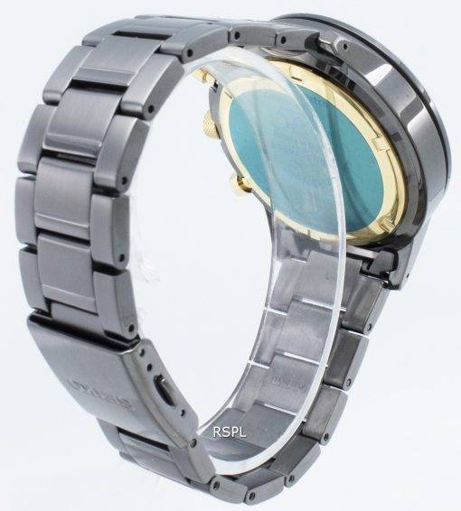 Seiko Chronograph SSB363 SSB363P1 SSB363P Tachymeter Quartz Men's Watch