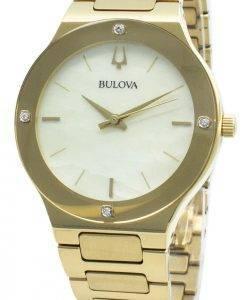 Bulova 97R102 Diamond Accents Quartz Women's Watch