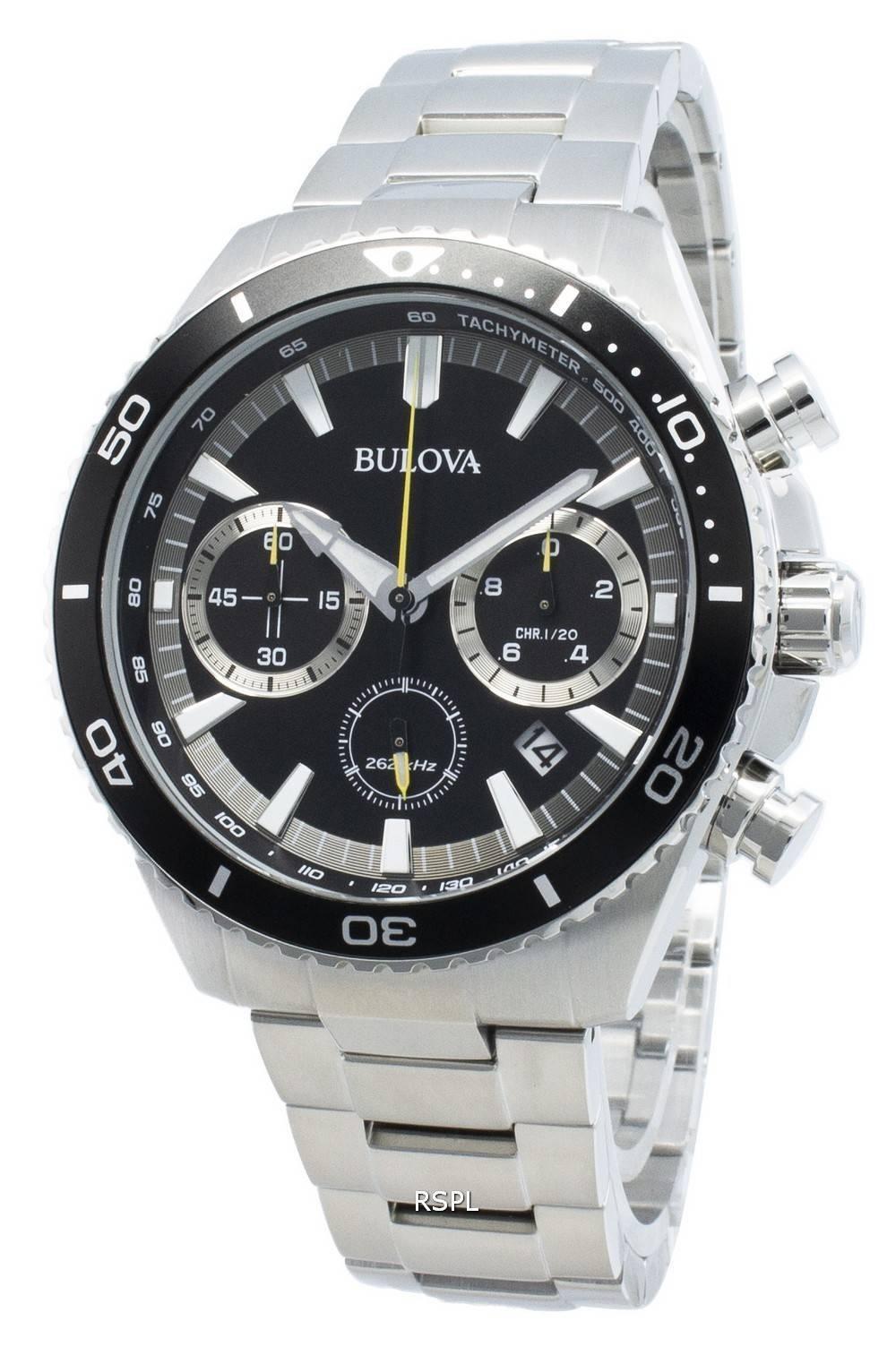 Bulova 98B298 Chronograph Quartz Men's Watch