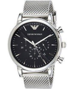 Emporio Armani Classic AR1808 Chronograph Quartz Men's Watch