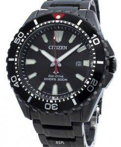 Citizen Promaster Diver's BN0195-54E Eco-Drive 200M Men's Watch