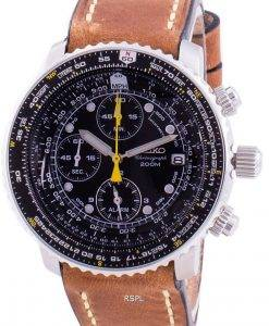 Seiko Pilot's Flight SNA411P1-VAR-LS17 Quartz Chronograph 200M Men's Watch