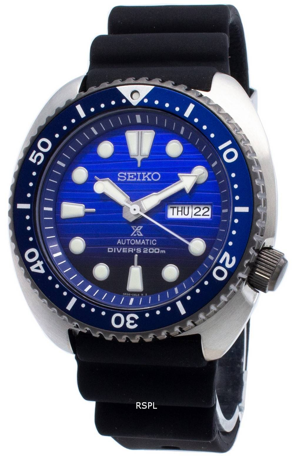 Seiko Automatic Diver's SRPC91 SRPC91K1 SRPC91K Special Edition 200M Men's Watch