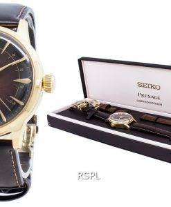 Seiko Presage Automatic SSA392J1 Power Reserve Limited Edition Japan Made Men's Watch