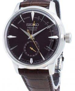 Seiko Presage Automatic SSA393J1 Power Reserve Japan Made Men's Watch